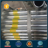 Galvanized welded pipe nigeria price of building materials