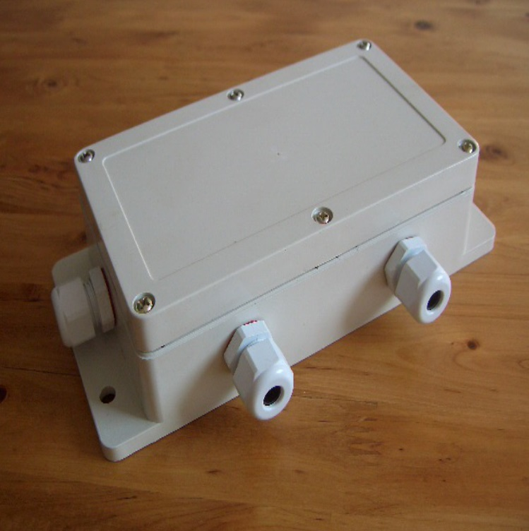 Good anti- Interference engineering plastics junction and summing box