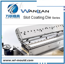 Slot die single/double surfact coating machine equipment for Lithium ion Battery
