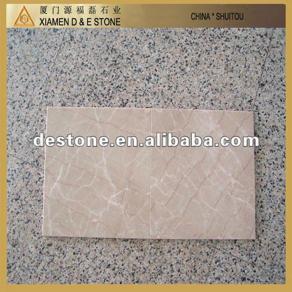 Red Line Beige Marble Tiles Slabs Stones ( Good Price A Grade)