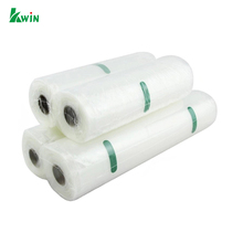 Sausage Sterile Transparent Breathable Plastic Vacuum Seal Bags For Fish Food Packing Roll