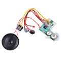 OEM voice recording chip for mobile or magazine, voice record and playback chip and voice