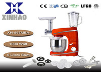 Multifunction Stand mixer with Meat Grinder and Blender 3 in 1 functions