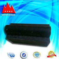 Special top sell extruded boat rubber bumper strip
