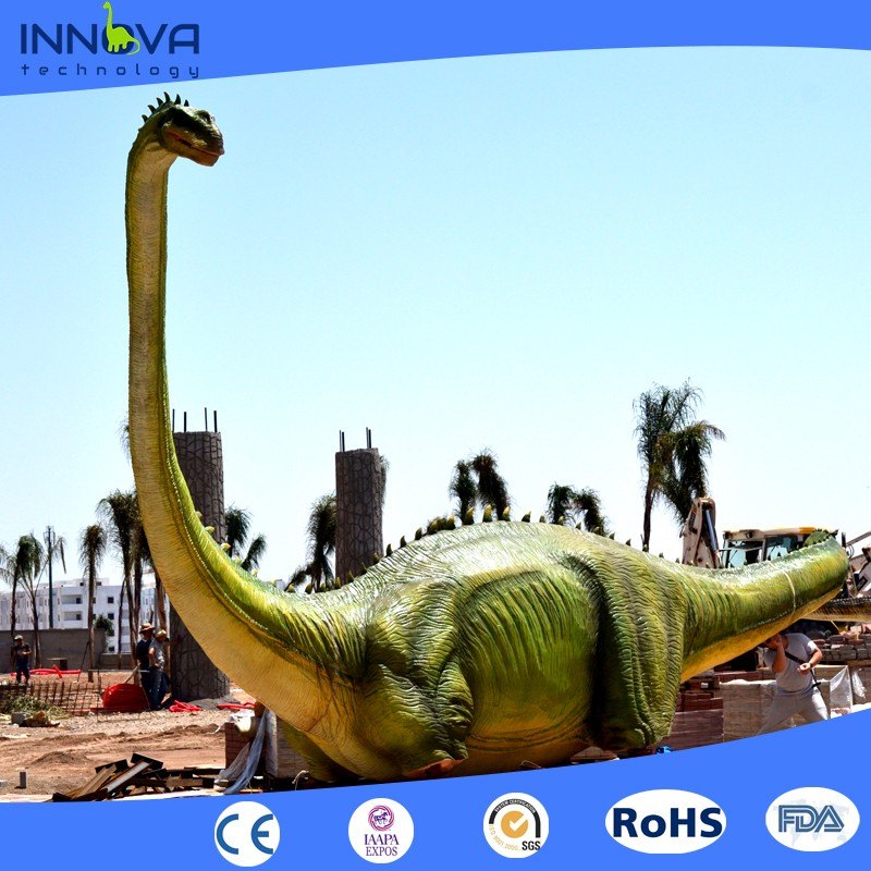 Innova-Dinosaur For Outdoor Playground For Tourists Entertainment