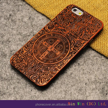 Real wood stylish laser engraving custom design plastic wood mobile phone cover for iPhone 5, for iPhone 6, for iPhone 6plus