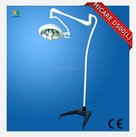 Micare D500(L) Shadowless Halogen 500MM Mobile Stand Operation Light color temperature adjustable led bulb light