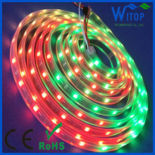 5050/3535smd dc5v rgb led strip, ws2812b 9w/m 30led/m flexible led lighting