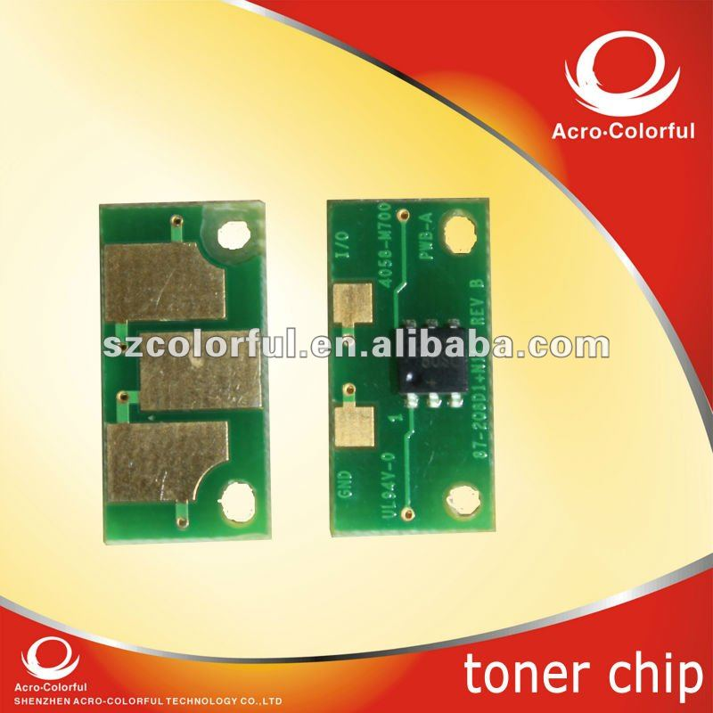 Smart Laser Printer Reset Toner or Drum CHIP For Minolta 7450 With High Quality
