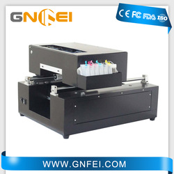 CE Certified high speed candle printing machine/digital printer