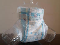 Baby dream diapers in bales manufacturer