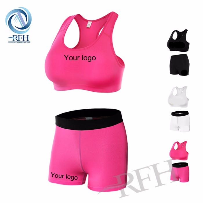 High quality Quick Dry Feature OEM Service Supply Type woman's yoga sets