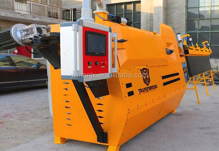 steel bar bending machine manual sheet metal bending machine used rebar bending machine