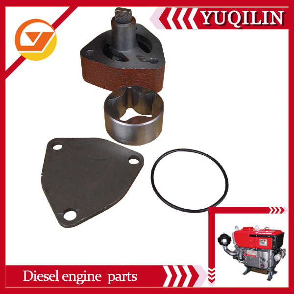Yuqilin FJ brand diesel engine spare parts JD330 Oil pump manufacturer