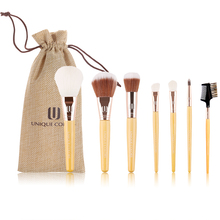 New Product Synthetic Hair Beautiful Professional Bamboo Travel Makeup Brush
