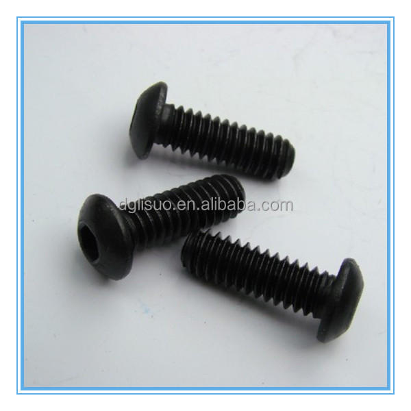Hex Socket Round Head Cap Screw