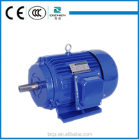 3KW 4HP ac induction 3 pahse high quality air compressor electric motor with CE