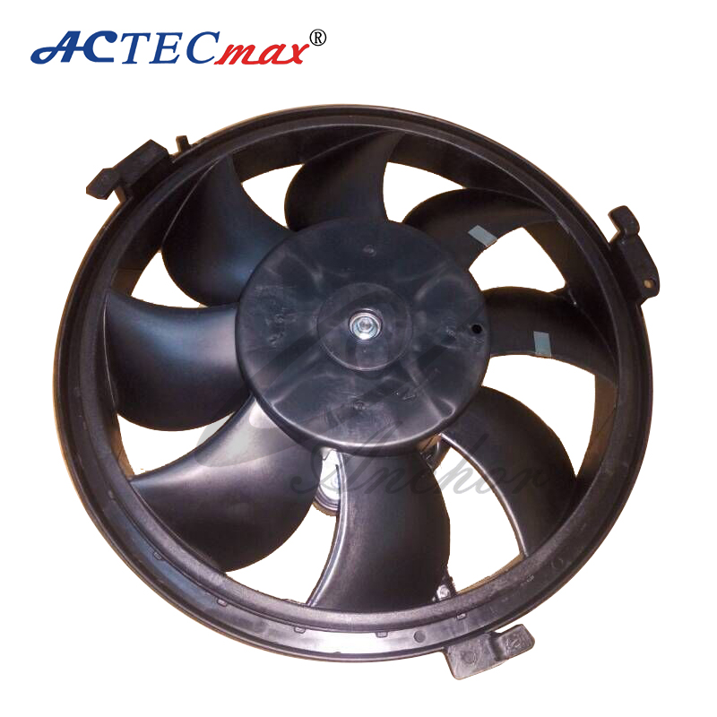 OEM NO. 8D0959455R Auto Radiator Fan, Car Condenser Fan for VW AUDI SKODA