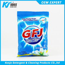 So klin laundry detergent washing powder 125G