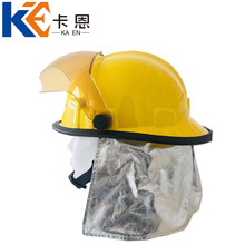Professional supplier fire protection helmets with CE certificate