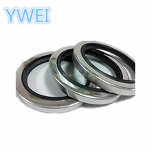 65X85X10 Stainless steel PTFE rotary seals screw air compressor SHAFT OIL SEAL WITH PTFE SEALING LIPS