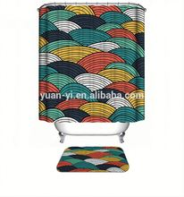 rustproof fancy shower curtain