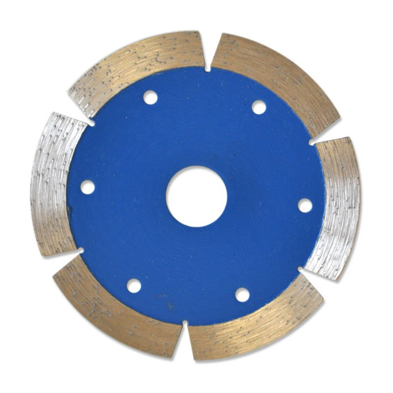 Diamond dry cutting stone saw blade for granite cutting 110mm