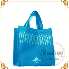 Non woven tote bag with cardboard insert to strengthen the bottom Nonwoven promo bag