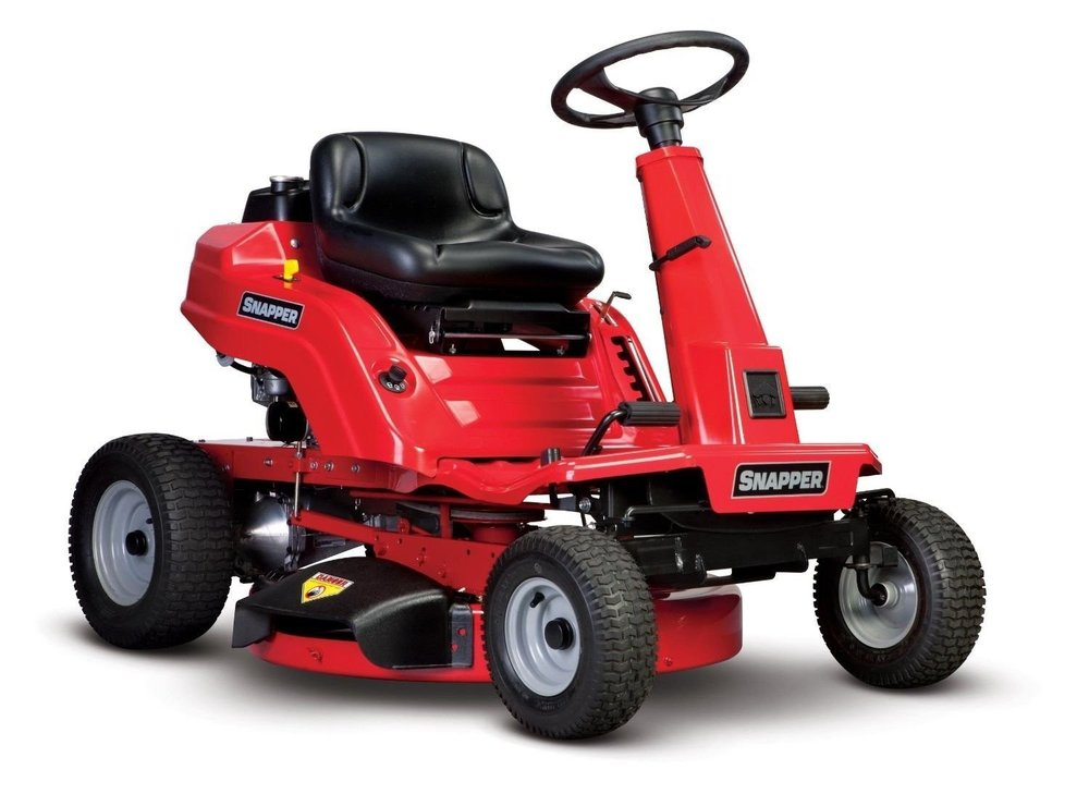 Snapper RE130 10 HP Rear Engine Riding Lawn Mower, 33-Inch