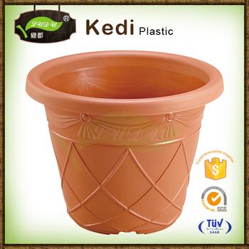 20 discount popular round plastic flower pot plastic. Black Bedroom Furniture Sets. Home Design Ideas