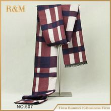New coming OEM quality men plaid pashmina shawl scarf Fastest delivery