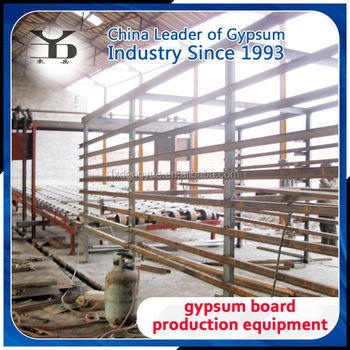 top factory full automatic mgo board machine