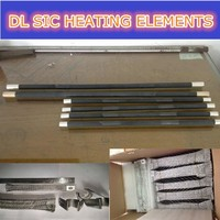 Factory Hot sale Silicon Carbide SIC ED type heating element Industrial heater