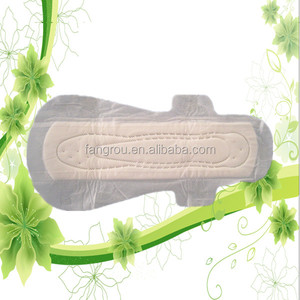 2015 hot sale maternity disposable sanitary napkins sanitary pads manufacturer OEM factory in China