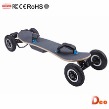 Deo Top Sale Lightest Weight Double Drive Controller 2 Wheel Hoverboard $50 Electric Skateboard 4 Wheels