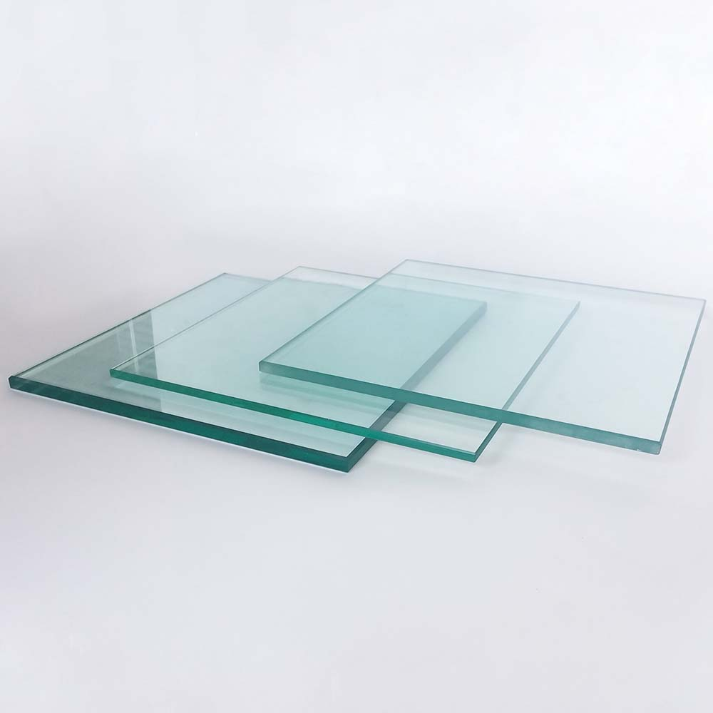 Customized Size High Resistant Tempered Fireproof Glass for Fireplaces