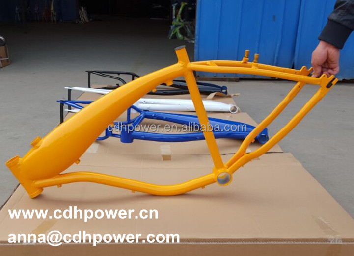 bike frame with built in gas tank/ Bike Frame With Gas Tank/bicycle petrol engine kit