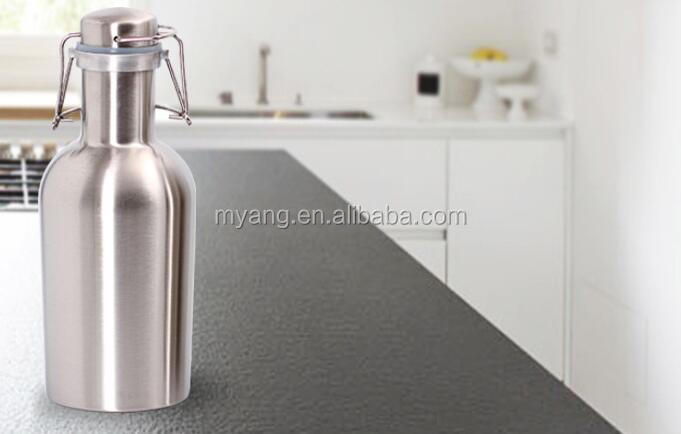 Hot selling stainless steel beer bottle