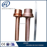 Forged electronic copper moving contact / switchgear for electrical equipment