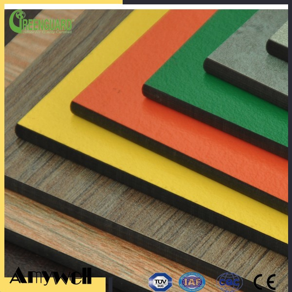 Amywell Decorative Compact Laminate HPL Sheets