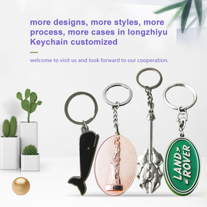 Longzhiyu 12years manufacturer custom metal keychain bottle opener keychain wholesale metal keyring