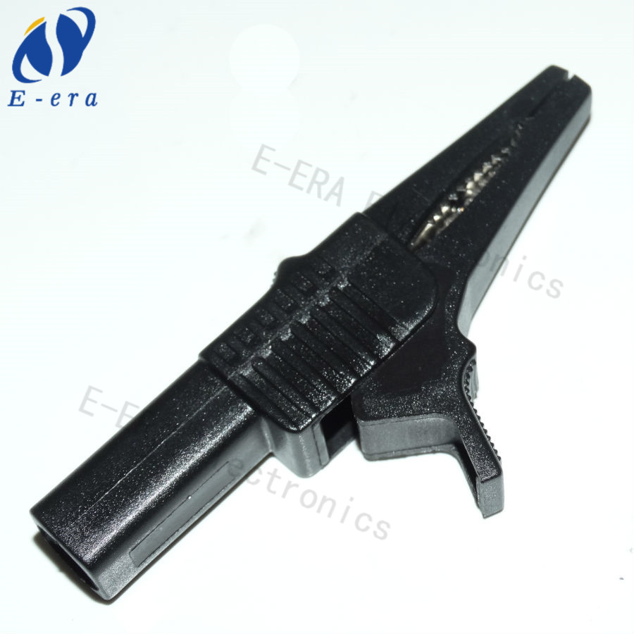 32A Safety insulated crocodile clips electrical