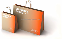 2015 Hot-selling Advertising Paper Bag