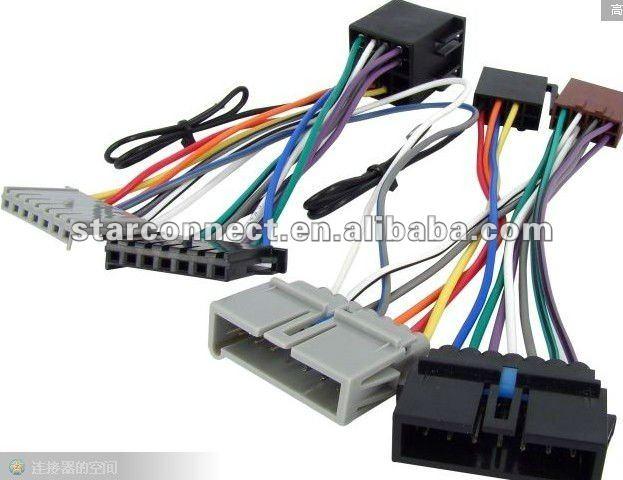 Toyota cable el ctrico arnes cableado identificaci n del - Cable electrico barato ...