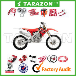 Tarazon motorcycle off-road dirt bikes spare parts for honda cr crf 125 250 450
