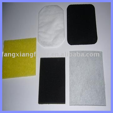 OEM coarse (pre) filter cotton(Rohs ISO9000)