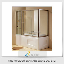 China New Design Popular Stainless Steel Shower Room Enclosure
