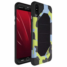 High Quality Protective Cell Phone Case For Iphone X Camouflage Style New Products 2018 Trend Phone Case For Iphone X