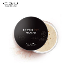 FACE POWDER SOFT MAKE-UP FOUNDATION LOOSE POWDER COSMETICS MANUFACTURER