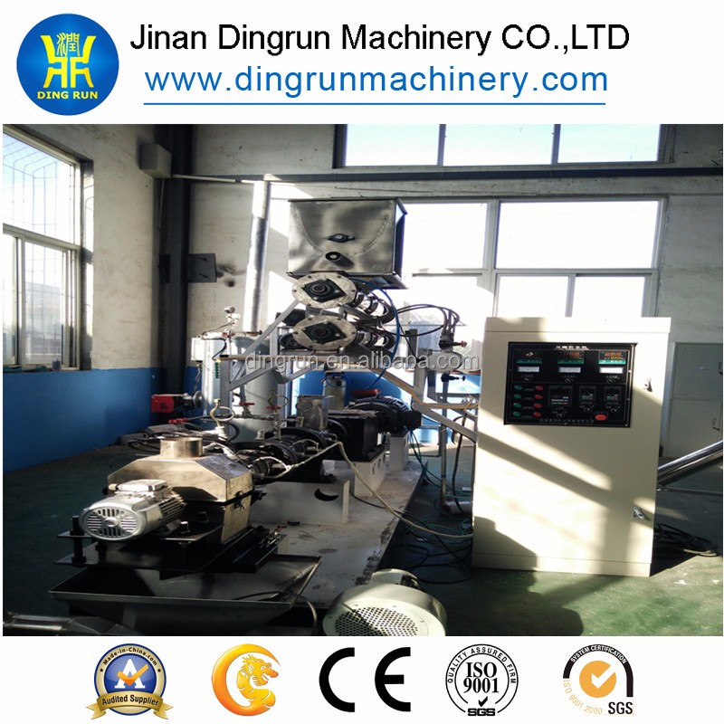 New Standard High Output Fish Pellet Food Making Machine